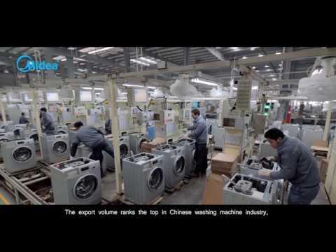 Midea Laundry