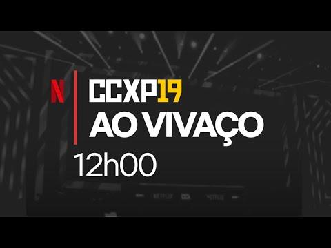 Ao Vivaço Da Netflix Na CCXP 2019 | Netflix
