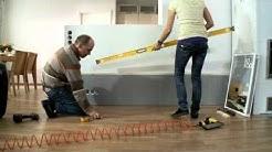 Näin asennat suomalaisesta koivuvanerista valmistetun Koskisen Arkki-sisustusvanerin seinään