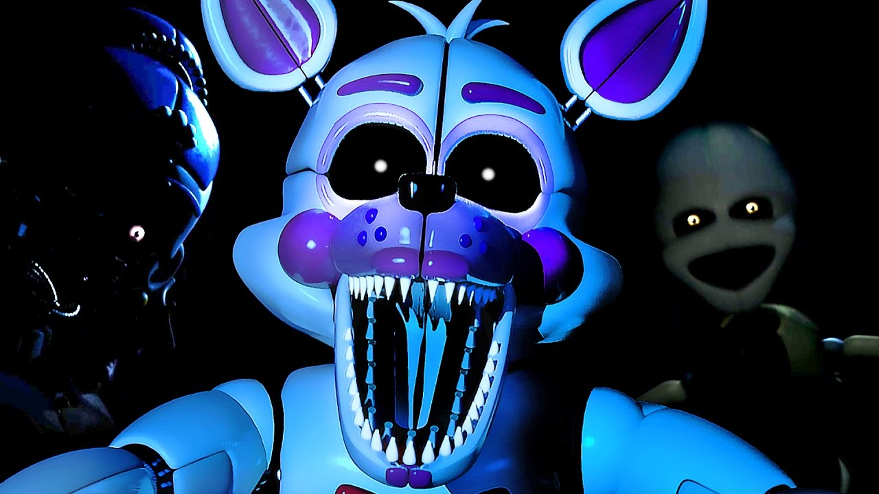 Game Jolt - Five Nights At Freddy's: Sister Location