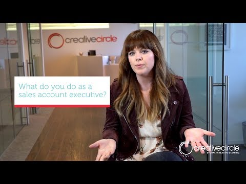 The Role of a Creative Circle Account Executive