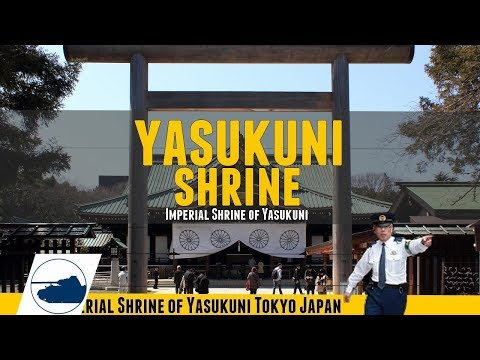 Yasukuni Shrine - the Worst Memorial.