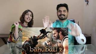 Pakistani Reacts to Baahubali 2 - The Beginning Trailer - The Conclusion | Official Trailer