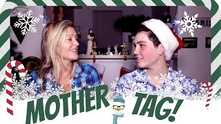 CHRISTMAS MOTHER TAG!
