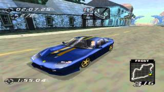 Need For Speed 4 High Stakes - Secret Cars *NEW VERSION*