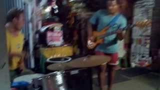 Jam Session Bocas Del Toro - Pat Plays with Panamanians for Pleasantries