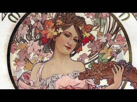 終末のイゼッタ(종말의 이제타) - MICHIRU Paint. Alphonse Mucha.
