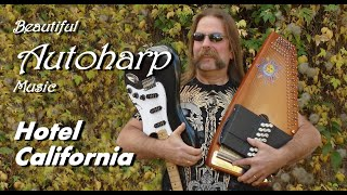 Hotel California on Autoharp