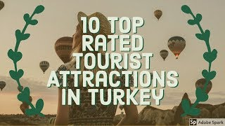 Tourist Attractions 10 Best Places to Visit in Turkey - Video Travel Guide
