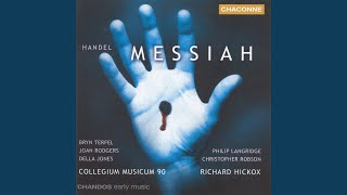Messiah, HWV 56: Accompagnato: All they that see Him (Tenor)