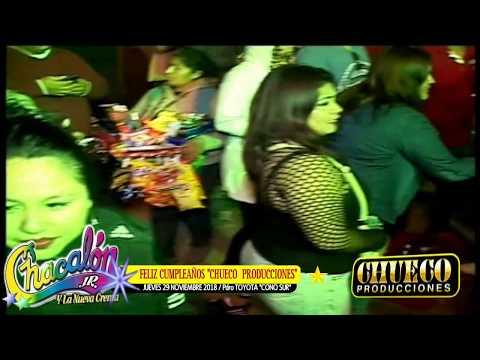 AUDIO 15 PRODUCCIONES - Jose Maria P CHACALON JR - CORAZON HERIDO (JUEv29/11/18-CHORRILLLOS)