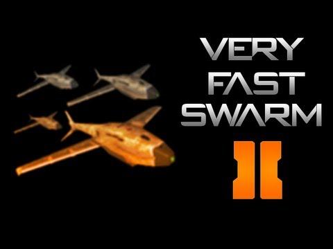 Black Ops 2 : My FASTEST Swarm!