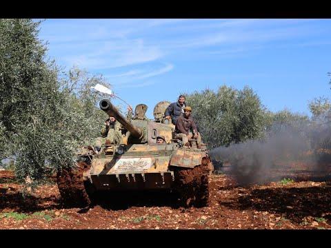 قوات تابعة للنظام السوري تستعد لدخول عفرين  - نشر قبل 2 ساعة