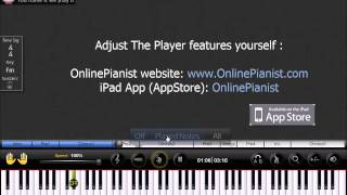 Boney M - Daddy Cool - Piano Tutorial (Easy Version)