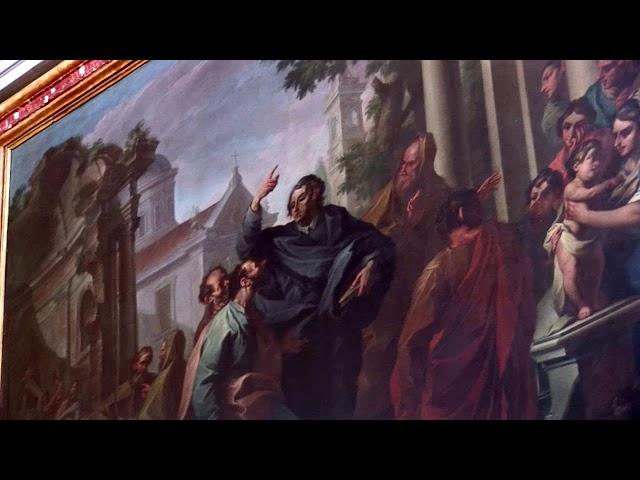 Gozzano. La basilica di San Giuliano