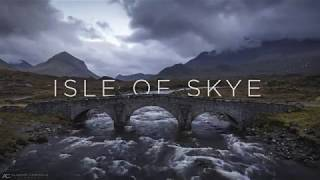 Epic ISLE OF SKYE - 4K Drone and timelapse (DJI Mavic Air, Sony A7)