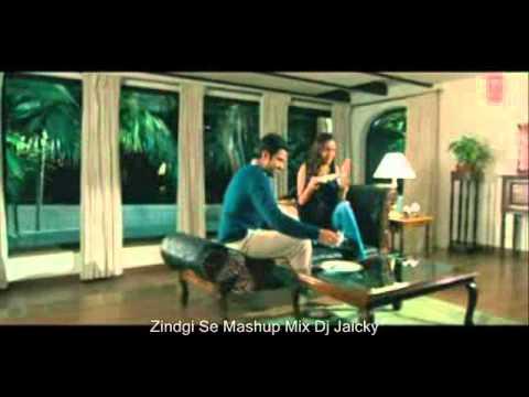 Zindgi Se Raaz 3 Mashup Mix Dj Jaicky & Dj Sanjay In The Album EleCKtrotion 4.wmv