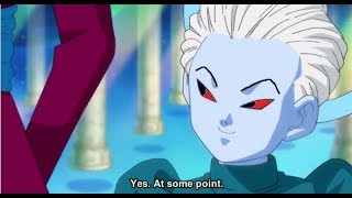 Dragon Ball Super Episode 99-102 Angel's Evil Plot Reveiled
