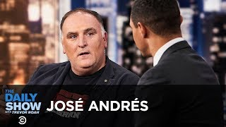 "José Andrés - ""We Fed an Island"" & Bringing Comfort and Nourishment to Puerto Rico 