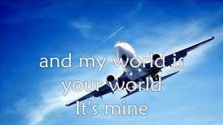 Bee gees-My world With lyrics