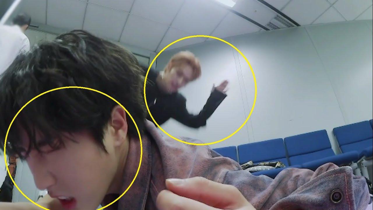 [Analysis] Stray Kids -Jisung and Minho jealousy and cute moments #27... ( Minsung )