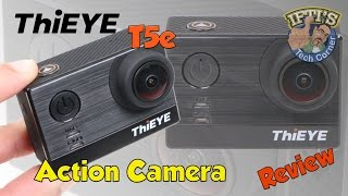 ThiEye T5e : 4K Ultra HD Budget Action Camera – REVIEW
