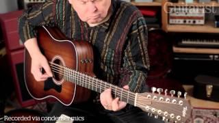 Taylor 360e 12-String & 326e Baritone Acoustics