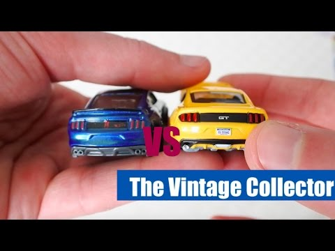 Hot Wheels VS AutoWorld - Who's BEST?