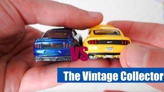 Hot Wheels VS AutoWorld - Who