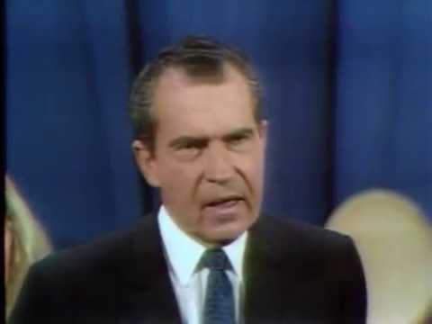 Richard Nixon Victory Speech 1968