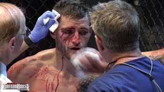Dragon House 30 Marcus Gaines vs Ivan Batinich.
