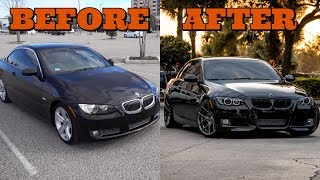 Building A BMW 335i in 10 Minutes On a BUDGET!