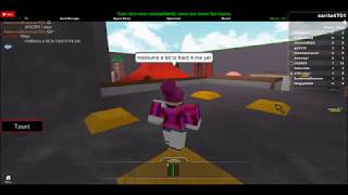 Roblox-Escape from the rising acid