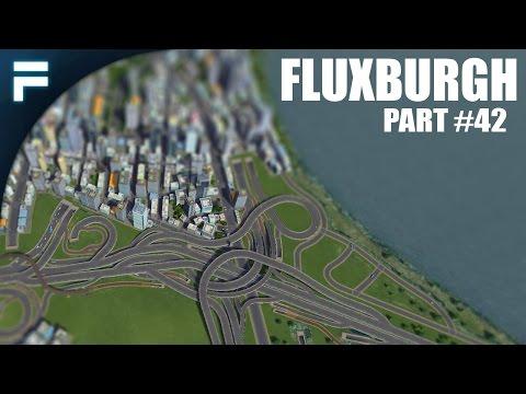 "Cities Skylines - Fluxburgh [PART 42] ""Cargo Train Terminal"""