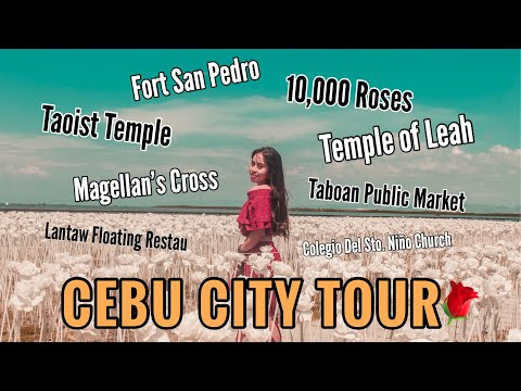 DIY Cebu City Tour (Day 3-4)