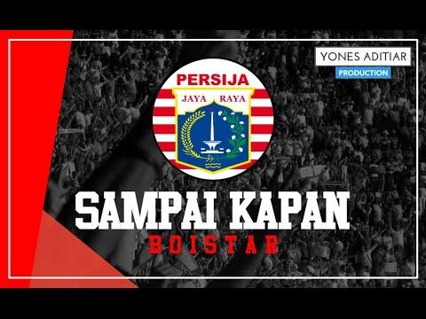 Persija - Sampai Kapan with Lyrics (Artis Boistar)
