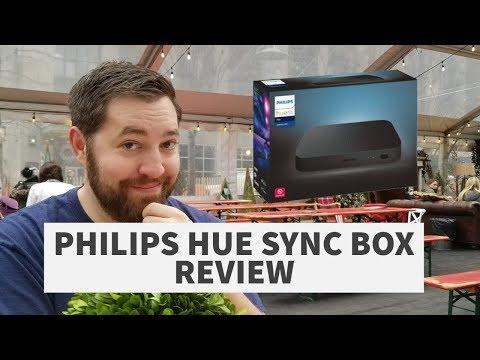 Review: Philips Hue Sync Box