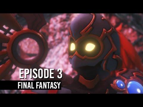 World of Final Fantasy | Story & Cutscenes | Episode 3: A Legendary Warrior