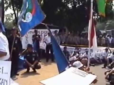 Demo TKPP 2005 Jakarta
