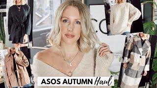 HONEST ASOS AUTUMN HAUL & TRY ON - Do ASOS Design make clothes for tall women?