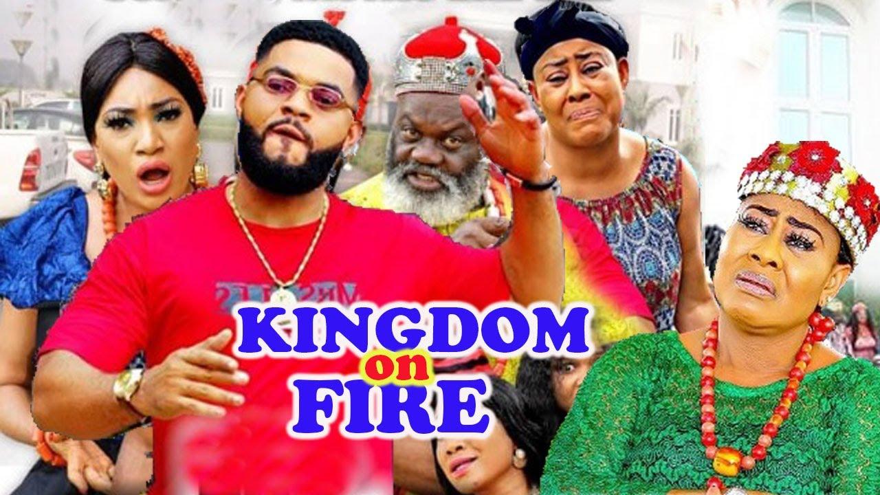 Download KINGDOM ON FIRE Complete Part 1&2- [NEW MOVIE] FLASH BOY QUEENETH HILBERT LATEST NIGERIA MOVIE 2021