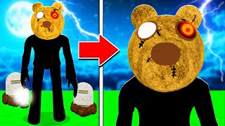 ROBLOX PIGGY *NEW* MR. STITCHY SKIN AND TOMBSTONE TRAPS!