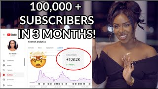 How To GROW YOUR YOUTUBE CHANNEL IN 2020 | Tips To Get MORE SUBSCRIBERS FASTER