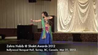 Zahra Habib - Chhayee Hai Tanhayee - Bollywood Dance