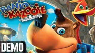 Banjo-Kazooie: Nuts & Bolts - Demo Fridays