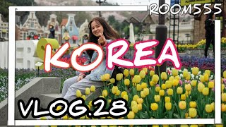 vlog-28-ທ່ຽວເກົາຫລີ-ກັບທົວລາວ-ep-2-เที่ยวเกาหลีกับทัวร์สปปลาว-ep-2