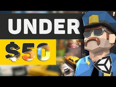 Cool Assets Under $50 for Unity!