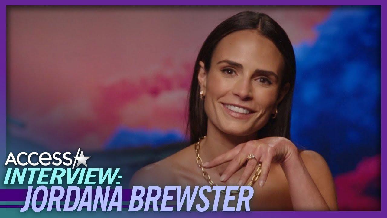Jordana Brewster Has Already Started Wedding Planning: 'I'm Pretty Elated' (EXCLUSIVE)
