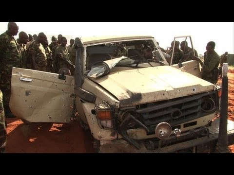 3 Americans Killed In Attack On Kenyan Airfield By Al-Shabab Militants