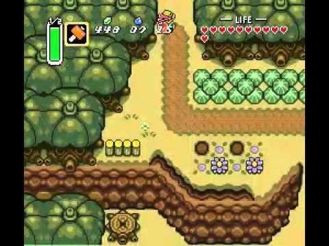 Legend Of Zelda : A link To the Past -[9]- Filler Time